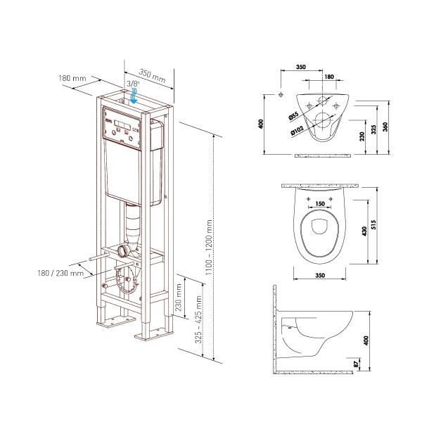 hauteur cuvette pmr excellent download by with hauteur cuvette pmr interesting cheap papier. Black Bedroom Furniture Sets. Home Design Ideas