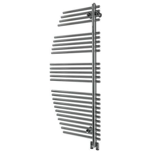 radiateur s che serviettes acier sirius chrome. Black Bedroom Furniture Sets. Home Design Ideas
