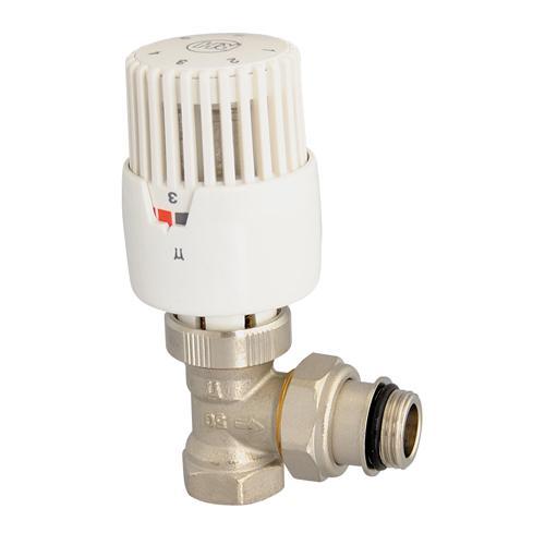 Robinet de radiateur thermostatique dilatation 3 for Robinet thermostatique de radiateur