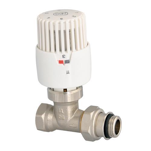 robinet thermostatique à dilatation de liquide - robusto ... - Radiateur Avec Robinet Thermostatique
