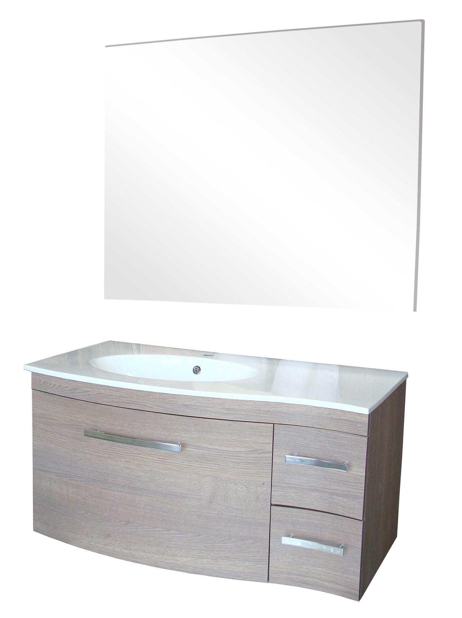 Petite Salle De Bain Sympa ~ meuble trianon weng 102 cm lt aqua plomberie fr