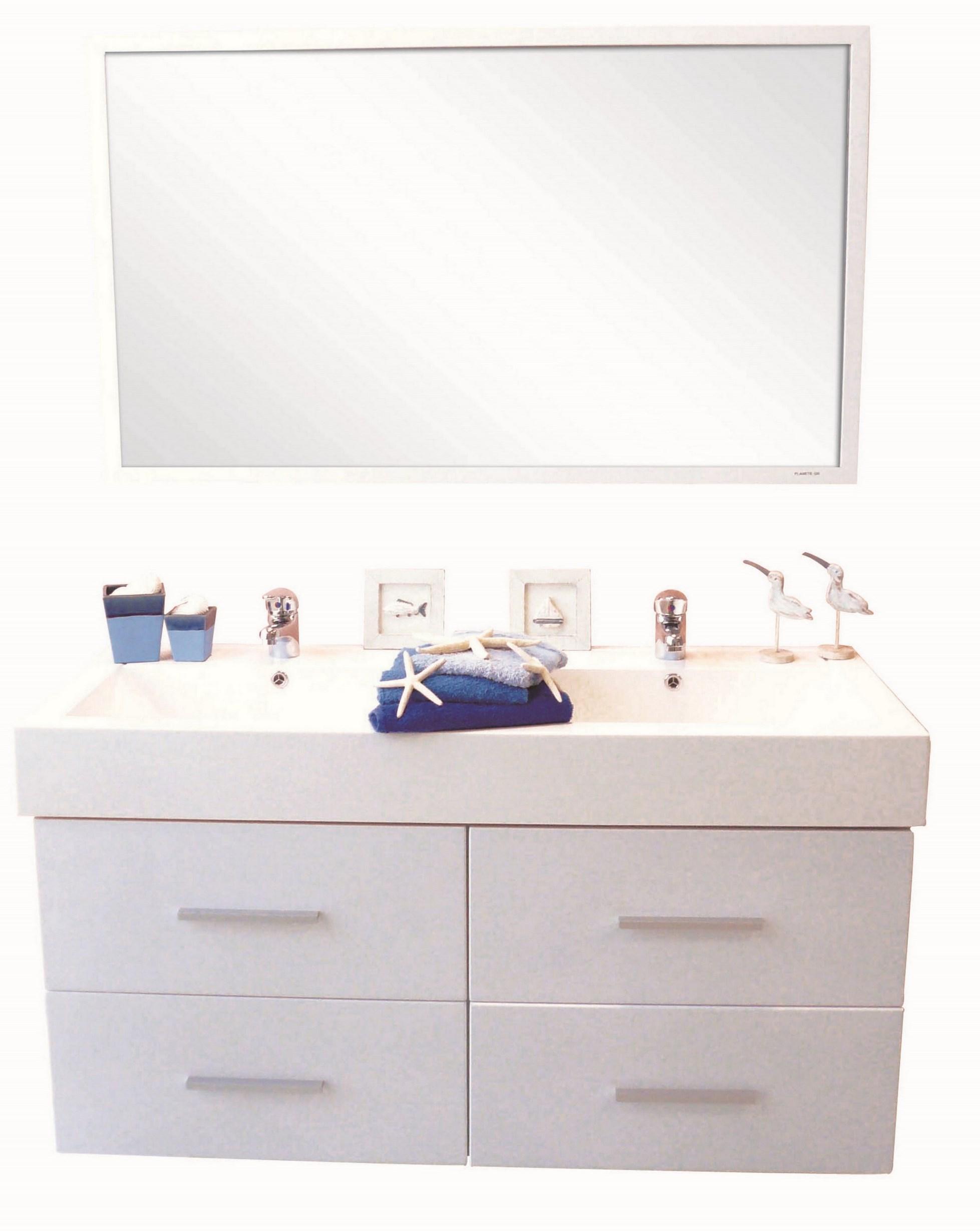 Ltaqua Salle De Bain ~ meuble nemo 120 cm non visible plomberie fr