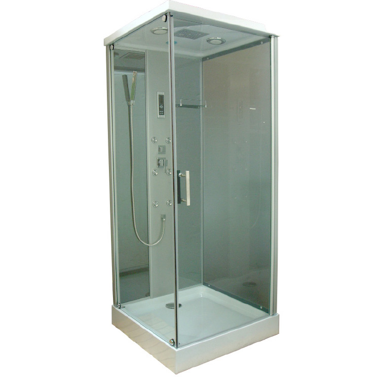Cabines douches int grale carr rectangle 1 4 de - Cabine de douche integrale ...