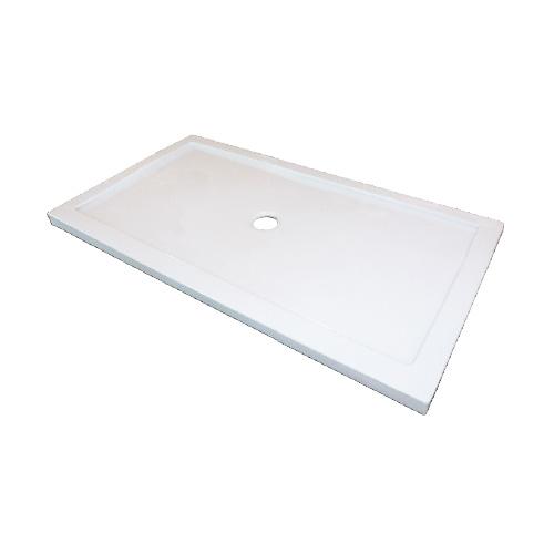 Receveur extra plat acrylique 80x150 cm - Receveur extra plat 160x90 ...
