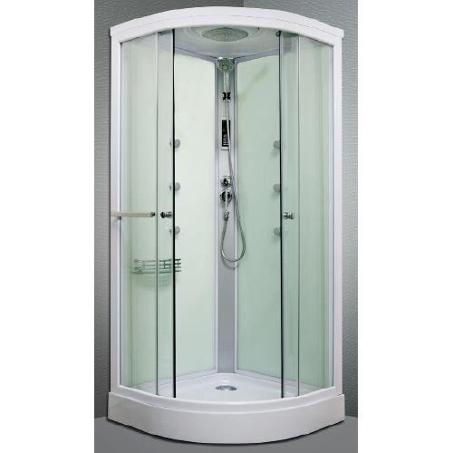 Cabine de douche integrale id es de d coration et de mobilier pour la conception de la maison Cabine de douche ikea