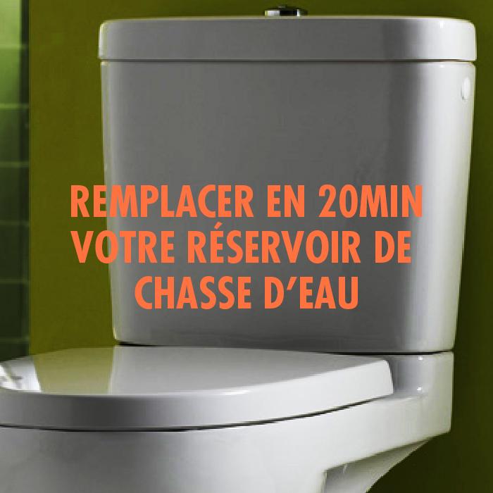 Pack r servoir de chasse d 39 eau universel - Systeme de chasse d eau ...