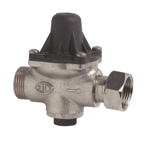 R ducteur de pression membrane securo mf20 27 - Reducteur de pression d eau apres compteur ...