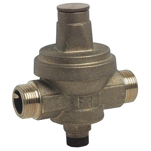 R ducteur de pression r glable membrane m le m le 20 27 robusto - Reducteur de pression d eau apres compteur ...
