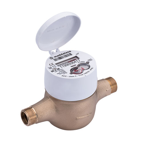 compteur d 39 eau divisionnaire volumetrique a piston rotatif en ligne calibre 30. Black Bedroom Furniture Sets. Home Design Ideas