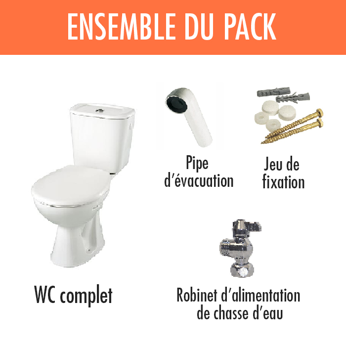 Pack Installation WC