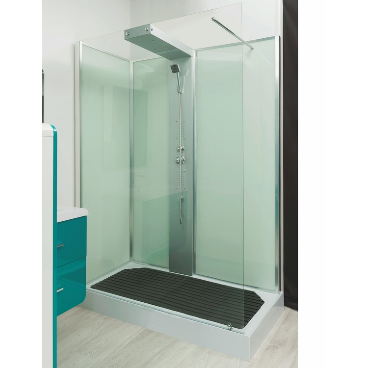 Cabine de douche l 39 italienne for Photos de douche a l italienne