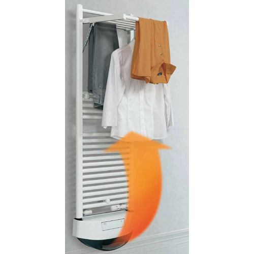 RADIATEUR SECHE-SERVIETTES DRYER - DELTACALOR TUBES DROITS
