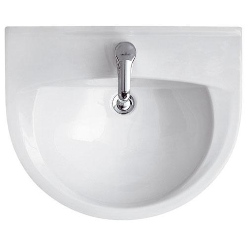 Lavabos et lave mains - Lave main sur colonne ...