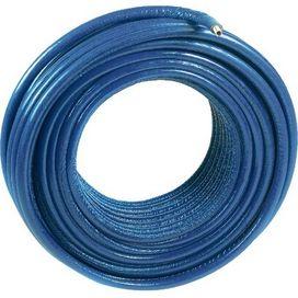 50m tube multicouche isol 6 mm comap multiskin4 bleu diam26 ext. Black Bedroom Furniture Sets. Home Design Ideas