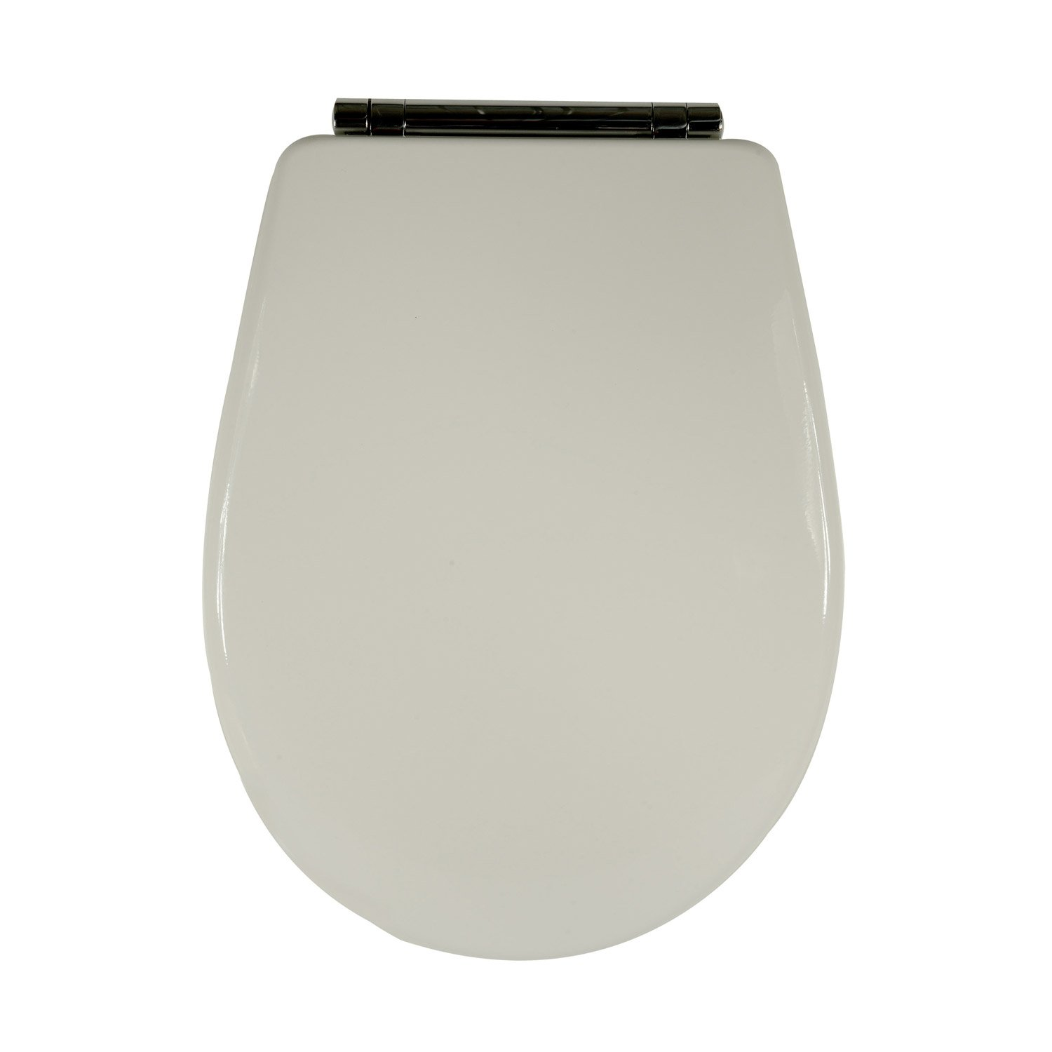 Abattant WC Woodclip blanc