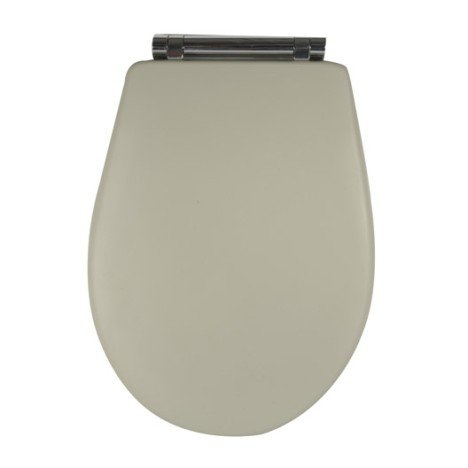 Abattant WC Woodclip gris