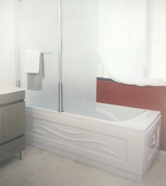 tablier pour baignoire acrylique 170×75 lt aqua+ tablier de baignoire