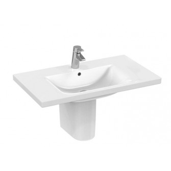 Lavabo Plan 85 x 49 cm CONNECT