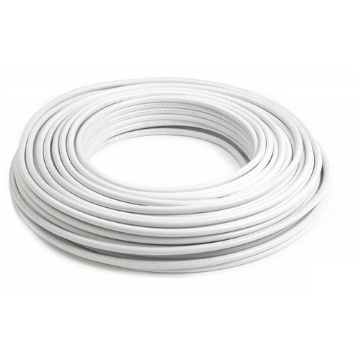 Tube multicouche nu - Ø 26 mm - 25 m - blanc