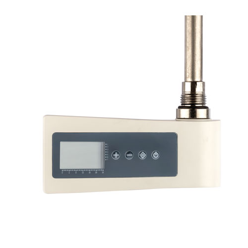 KIT RESISTANCE ET THERMOSTAT DIGITAL BLANC POUR SECHE-SERVIETTES