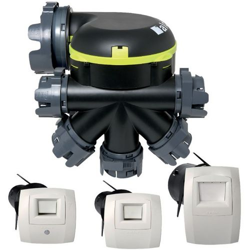 Kit VMC Bahia Optima Micro-Watt T3+ Hygro B 230V - 50Hz
