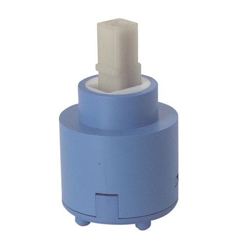 Cartouche c ramique universelle ferm e 40 mm - Cartouche ceramique robinet ...