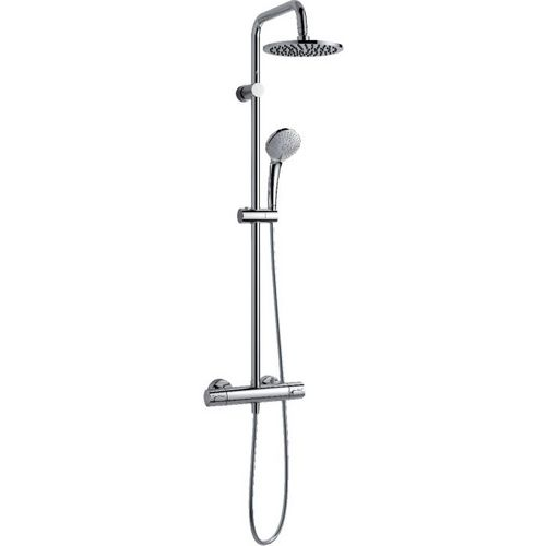 Colonne de douche IdealRain ronde Ideal Standard Diam200mm