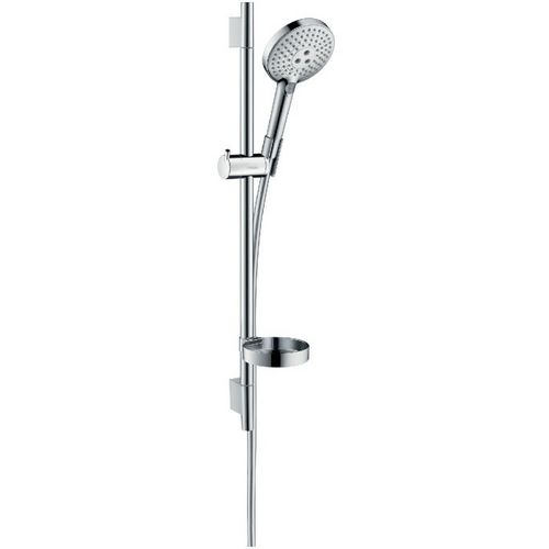 Ensemble de doucheHansGrohe  Set Raindance Select S120 Ecosmart
