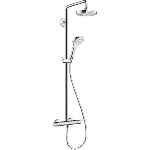 Colonne de douche Croma Select S 180 Showerpipe 2 jets HansGrohe
