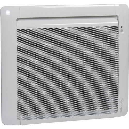 Radiateur horizontal Tatou 750W pilotage intelligent connecté Atlantic