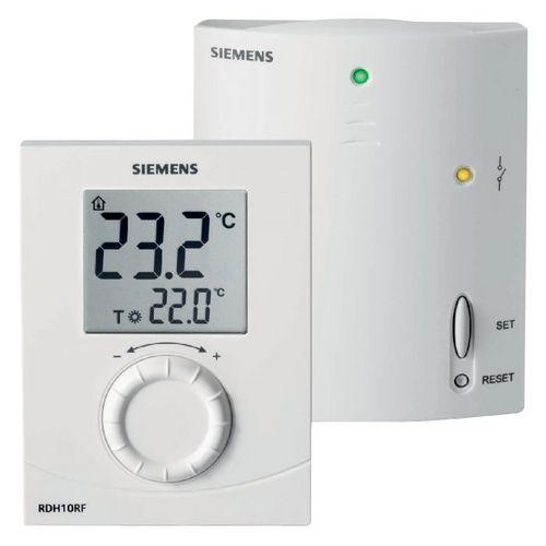 thermostats sans fil. Black Bedroom Furniture Sets. Home Design Ideas