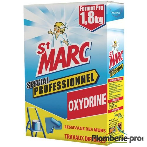 Lessive Oxydrine St Marc