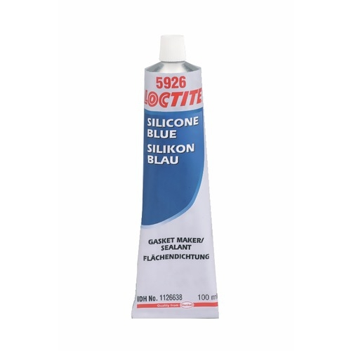 Joint mastic silicone bleu Loctite 5926 100ml