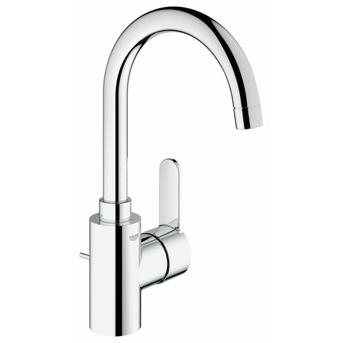 Mitigeur lavabo bec haut Eurostyle Cosmopolitan Grohe NF