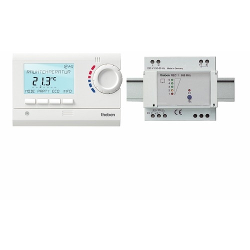 Thermostat digital programmable sans fil RAM 833 TOP2 HF TheBen