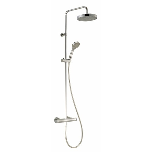 Colonne de douche thermostatique P-Pro Gavrinis chromé