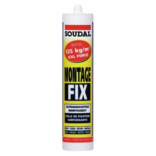 Colle Montage Fix Soudal - 300ml