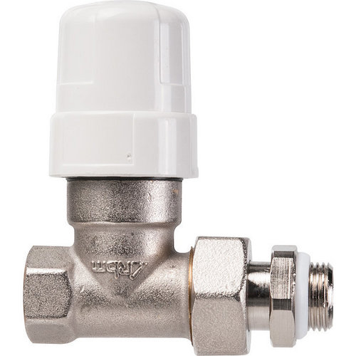 Corps droit thermostatique F3/8'' P-PRO