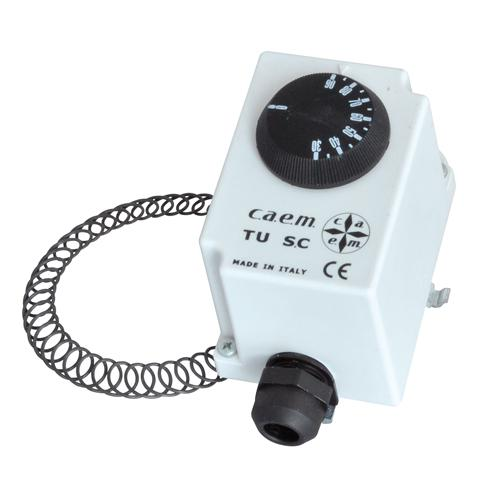 Thermostat d'applique bi-metal