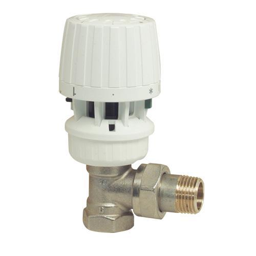 robinet thermostatique à tension de vapeur - danfoss - plomberie.fr - Fonctionnement Robinet Thermostatique Radiateur