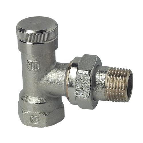 Coude de r glage vidange type rlv femelle 15 21 - Changer un robinet thermostatique de radiateur sans vidanger ...