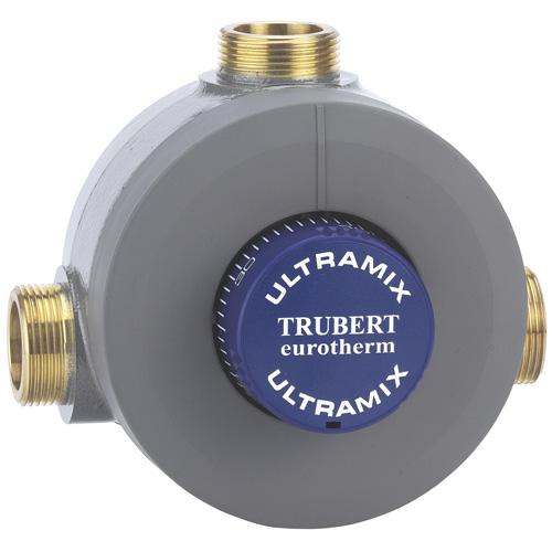 Robinet mitigeur thermostatique collectif ultramix