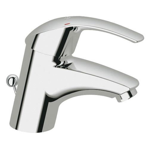 robinet mitigeur grohe eurosmart de lavabo  plomberiefr