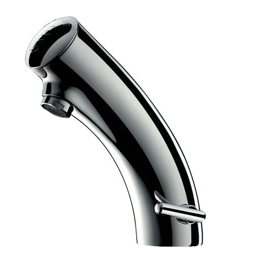 Robinets automatiques delabie presto pour lavabo douche - Robinet automatique a detecteur infrarouge ...