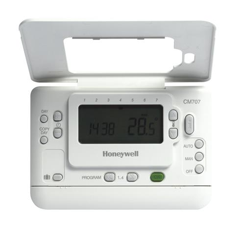 Thermostat à programmation digitale - Honeywell