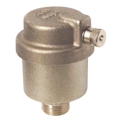 Purgeur d 39 air automatique 12 17 sans valve sortie laterale - Purgeur automatique radiateur ...