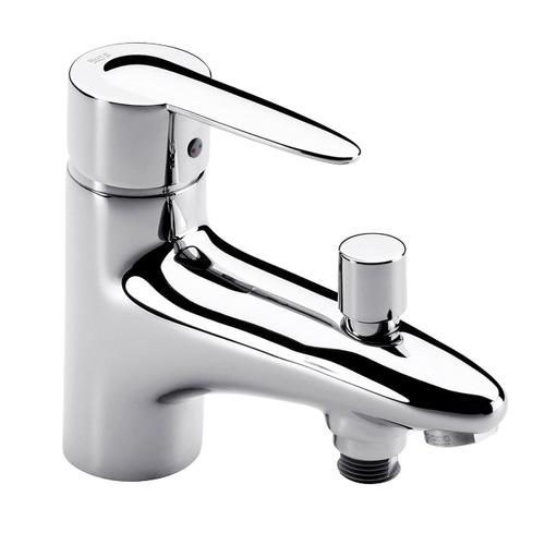 mitigeur bain douche monotrou vectra chrome. Black Bedroom Furniture Sets. Home Design Ideas