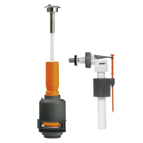 M canisme chasse d 39 eau wc complet maestro sr mpmp - Mecanisme chasse d eau wc ...