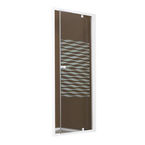 Porte de douche pivot verre s rigraphi 6 mm for Portes de douche en verre